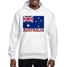 Australia Flag Jumper Hoody
