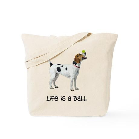 Foxhound Life Tote Bag