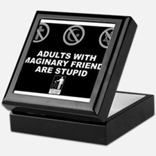 Atheism to the Max Keepsake Box