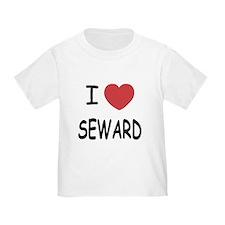 I heart seward T