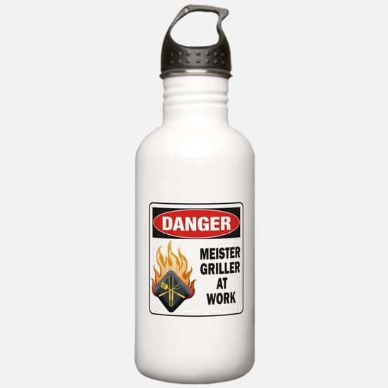 Meister Griller Water Bottle