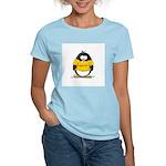 Special penguin Women's Pink T-Shirt