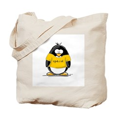 Special penguin Tote Bag