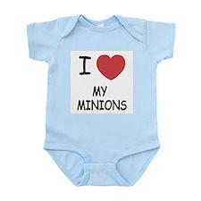 I heart my minions Onesie