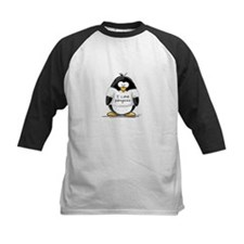 I Love Penguins penguin Tee