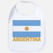 Argentina Flag Bib