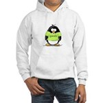 Geek penguin Hooded Sweatshirt