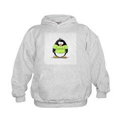 Geek penguin Hoodie