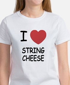 I heart string cheese Tee
