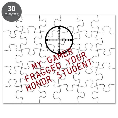 Fragged Puzzle