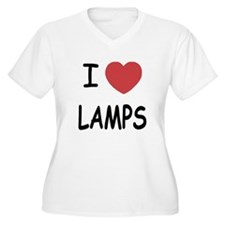 I heart lamps T-Shirt