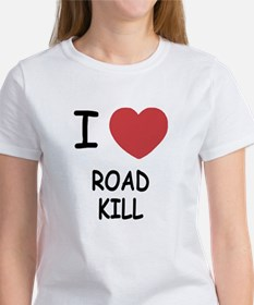 I heart road kill Women's T-Shirt