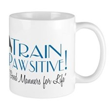 Train Pawsitive Mug