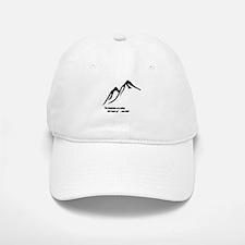 Mountains Calling Baseball Baseball Cap