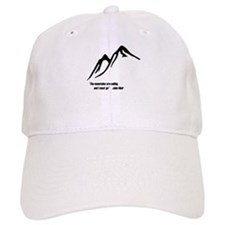 Mountains Calling Baseball Cap