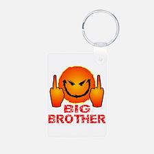 Eff Off Big Brother Keychains