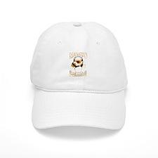 MetallicGold MambOn2Bailamos Baseball Cap
