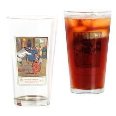 Georgie Porgie Drinking Glass