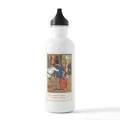 Georgie Porgie Water Bottle