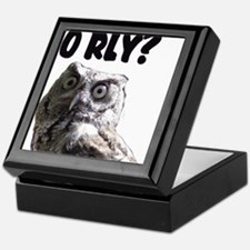 O RLY? Keepsake Box