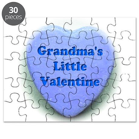 Grandpa's Little Valentine Puzzle