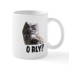 O RLY? Mug