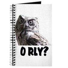 O RLY? Journal