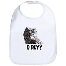 O RLY? Bib