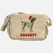 Naughty Foxhound Messenger Bag