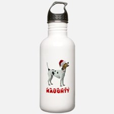 Naughty Foxhound Water Bottle