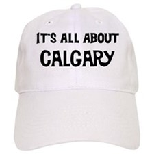 All about Calgary Baseball Cap