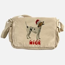 Nice Foxhound Messenger Bag