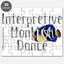 Cute Interpretive dance Puzzle