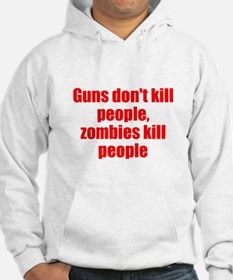 Funny Zombies Hoodie