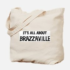 All about Brazzaville Tote Bag
