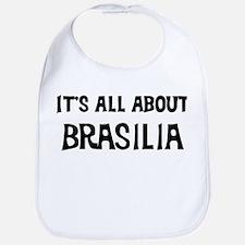 All about Brasilia Bib