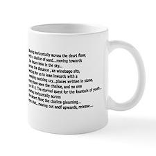 Funny Writings Mug