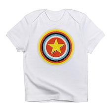 Bullseye Star Infant T-Shirt