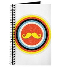 Bullseye Mustache Journal