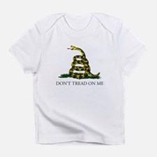 Don't Tread On Me Snake Infant T-Shirt