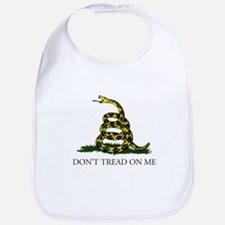 Don't Tread On Me Snake Bib