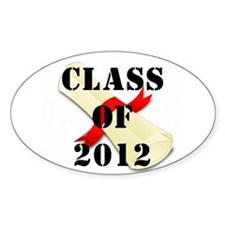 Class of 2012 Decal