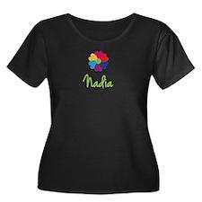 Nadia Valentine Flower T