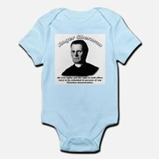 Roger Sherman 01 Infant Creeper