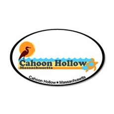 """Cahoon Beach """"Beach"""" Design. 22x14 Oval"""