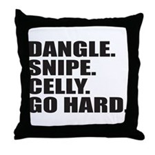 Unique Go to Throw Pillow