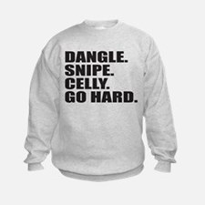 Cute Boys hockey Sweatshirt