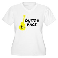 Guitar Face T-Shirt