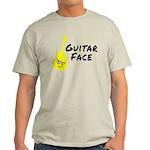 Guitar Face Light T-Shirt