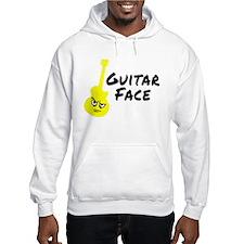 Guitar Face Jumper Hoodie